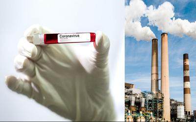 Controla la Calidad del aire. ¿Sabías que su mala calidad aumenta la tasa de mortalidad del Covid-19?