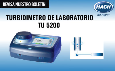 TURBIDÍMETRO DE LABORATORIO TU 5200
