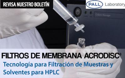 FILTROS DE MEMBRANA ACRODISC®