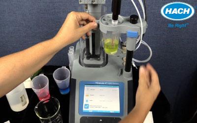 Medición de acidez total en el sector de alimentación y bebidas con el Valorador Automático AT1000