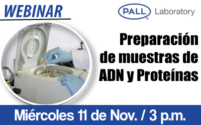 Preparación  de muestras de  ADN y Proteínas