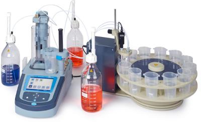 Conoce el instrumental de laboratorio que necesitas para tus Titulaciones Manuales y Automáticas