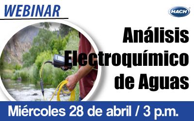 Análisis Electroquímico de Aguas