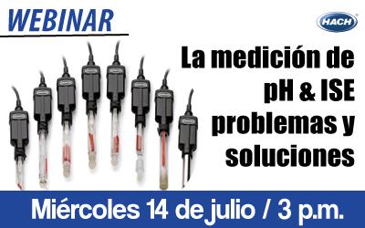 La medición de pH & ISE problemas y soluciones