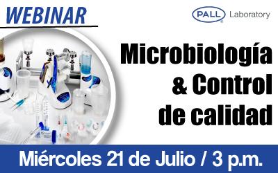 Microbiología & Control de calidad