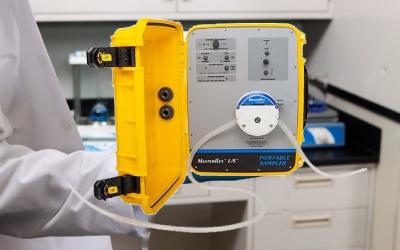 6 razones para utilizar una bomba de muestreo peristáltica para el muestreo de agua