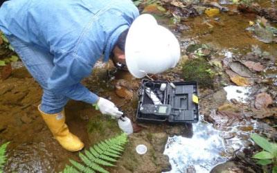 Calidad del agua para consumo humano en Perú
