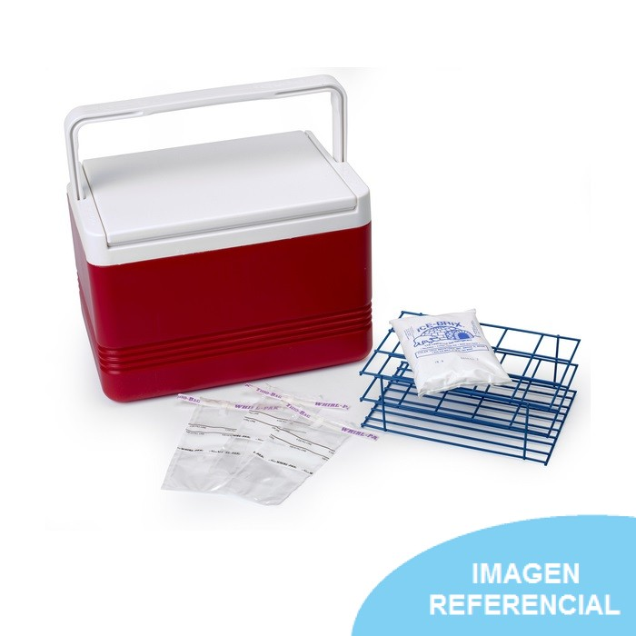 Kit para transporte de muestras