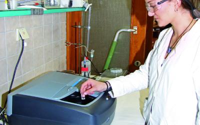Nuevos métodos fotométricos: Descubriendo un nuevo espectrofotómetro