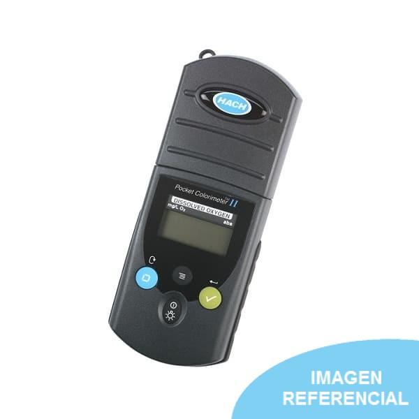 Colorímetro Pocket II de Oxigeno Disuelto