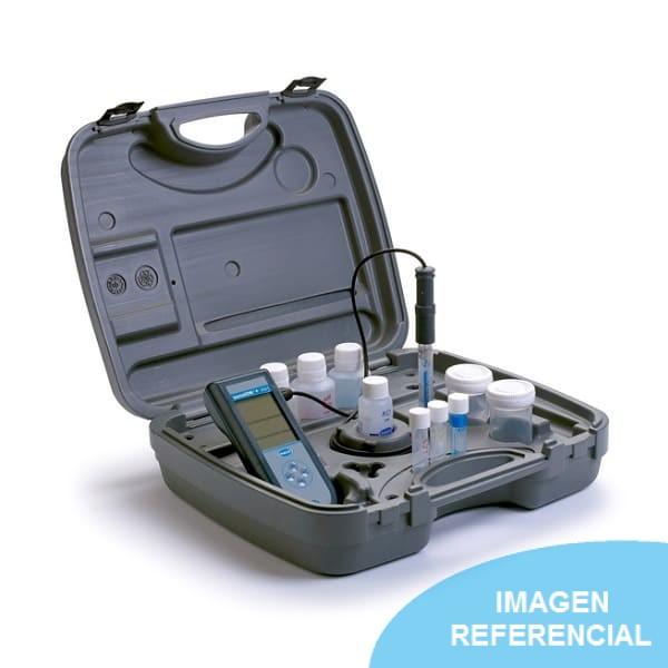 Medidor de pH portátil para muestras dificiles Sension+