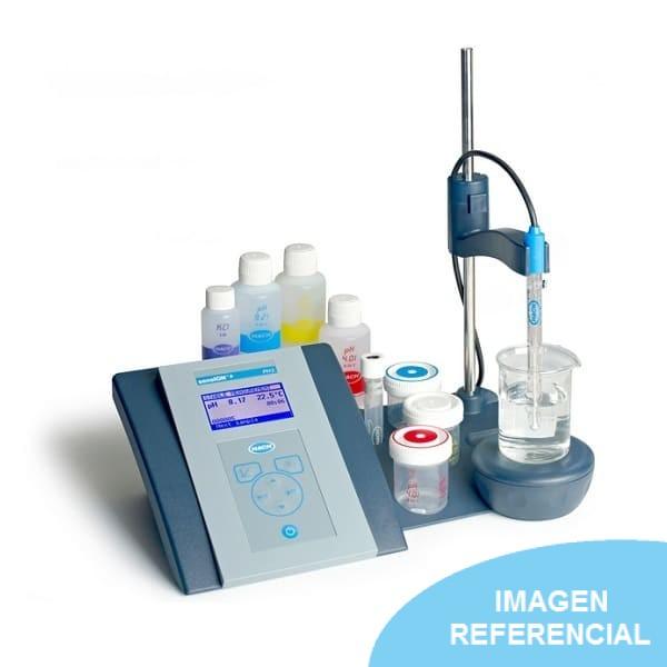 Medidor de pH de mesa para muestras sucias Sension+